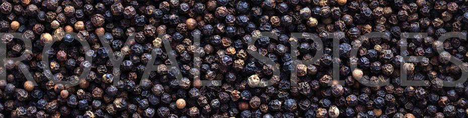 Pinhead 2mm to 2.5mm Vietnam Black Pepper Specifications